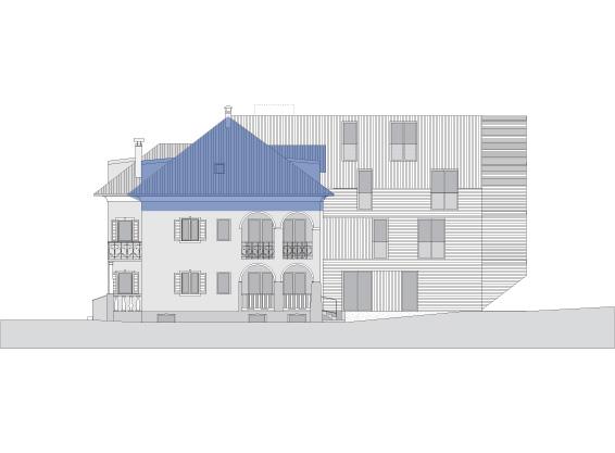 Appartamento 3 – Villa Gilmozzi